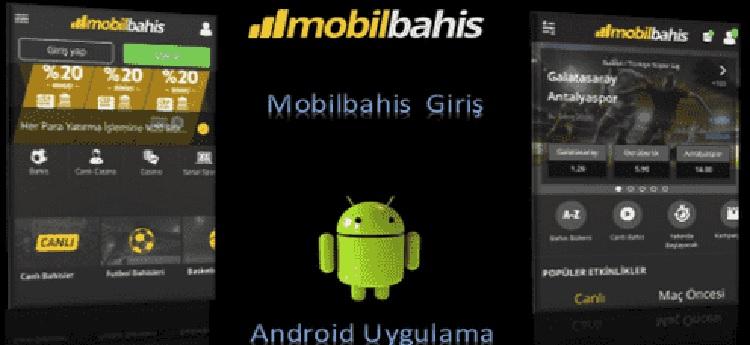 mobilbahis android