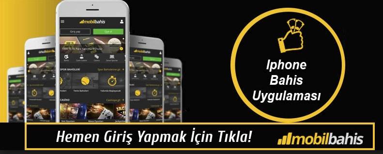 mobilbahis ios uygulaması